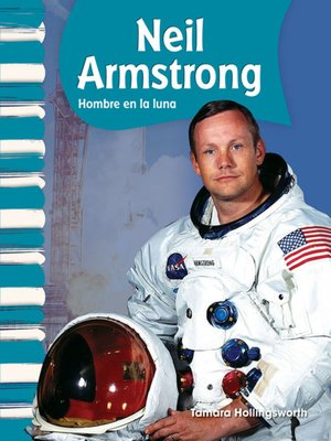 cover image of Neil Armstrong: Hombre en la Luna (Neil Armstrong: Man on the Moon)