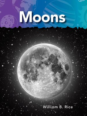 cover image of Moons