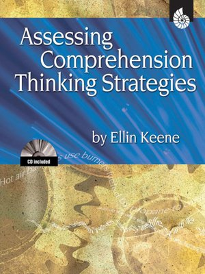 cover image of Assessing Comprehension Thinking Strategies