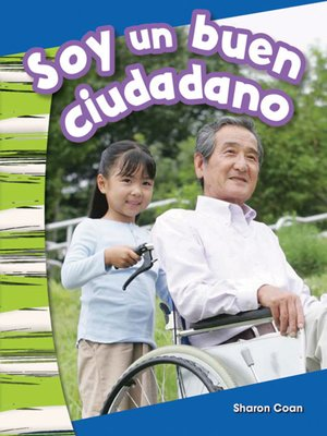 cover image of Soy un buen ciudadano (I Am a Good Citizen)