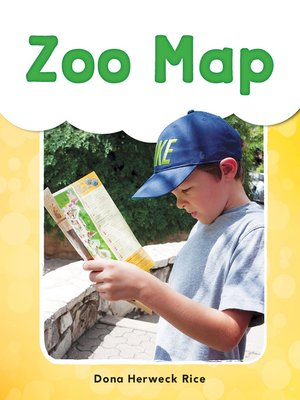 cover image of Zoo Map