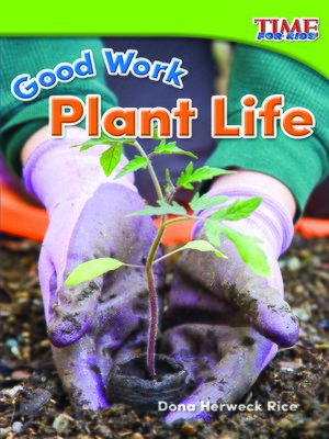 cover image of Good Work: Plant Life
