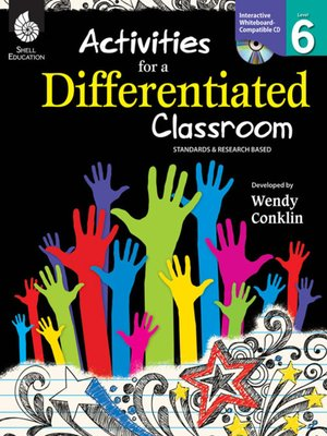 cover image of Activities for a Differentiated Classroom Level 6