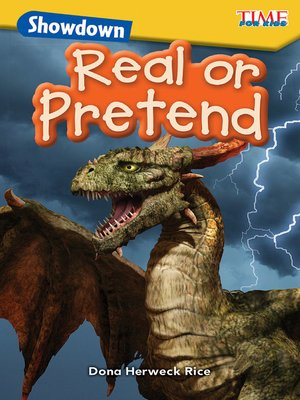 cover image of Showdown: Real or Pretend