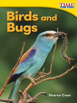 cover image of Birds and Bugs