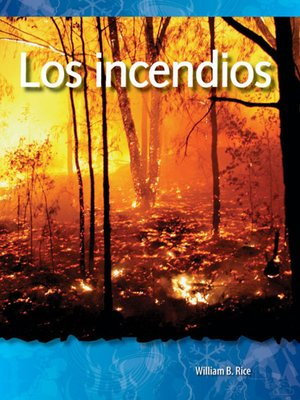 cover image of Los incendios (Fires)