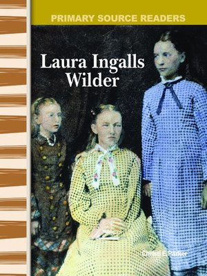 cover image of Laura Ingalls Wilder