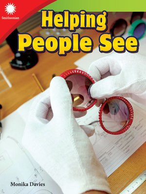 cover image of Helping People See