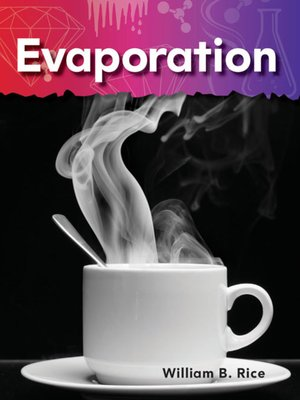 cover image of Evaporation