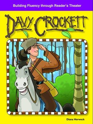 cover image of Davy Crockett