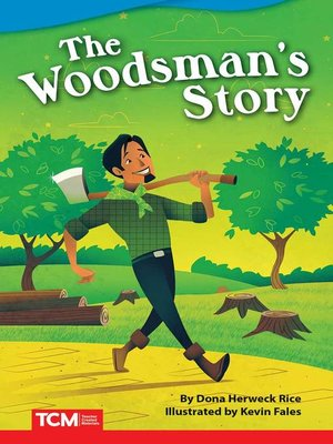 cover image of The Woodsman's Story Read-Along eBook