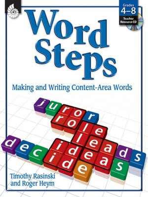 cover image of Word Steps