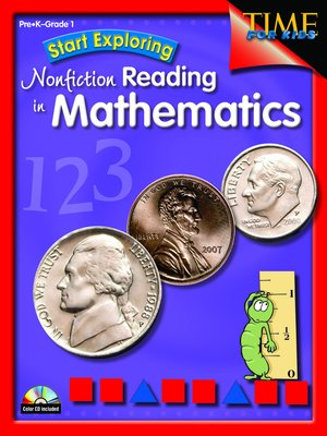 cover image of Start Exploring Nonfiction Reading in Mathematics