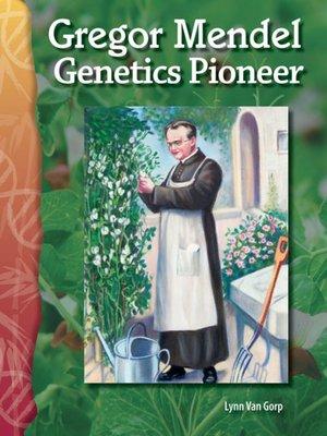 cover image of Gregor Mendel