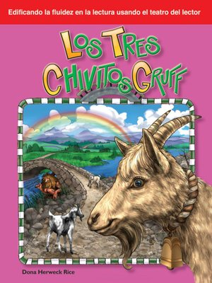 cover image of Los tres Chivitos Gruff (The Three Billy Goats Gruff)