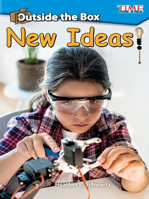 cover image of Outside the Box: New Ideas!