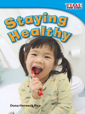 cover image of Staying Healthy