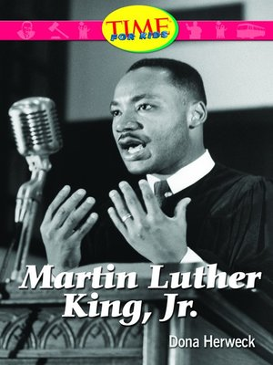 cover image of Martin Luther King, Jr. (Spanish Version)