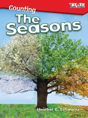 cover image of Counting: The Seasons