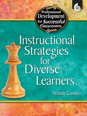 cover image of Instructional Strategies for Diverse Learners
