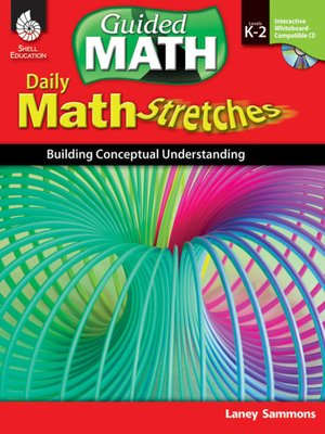 cover image of Daily Math Stretches: Building Conceptual Understanding, Levels K-2