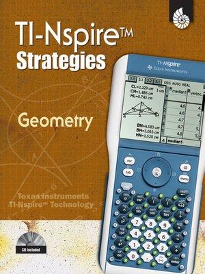 cover image of TI-Nspire Strategies: Geometry