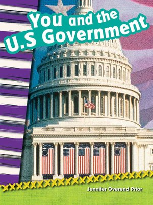 cover image of You and the U.S. Government