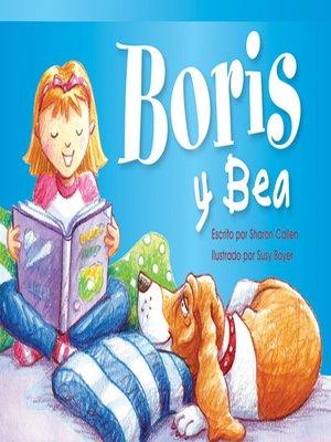 cover image of Boris y Bea (Boris and Bea)