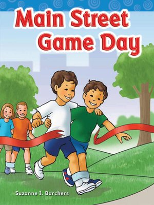 cover image of Main Street Game Day