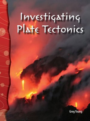 cover image of Investigating Plate Tectonics
