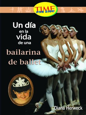 cover image of Un Día en la vida de una bailarina (A Day in the Life of a Ballet Dancer)