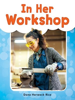 cover image of In Her Workshop