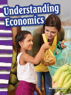 cover image of Understanding Economics