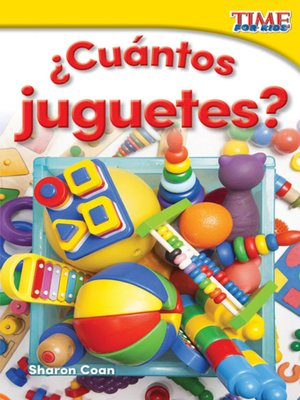 cover image of ¿Cuántos juguetes? (How Many Toys?)