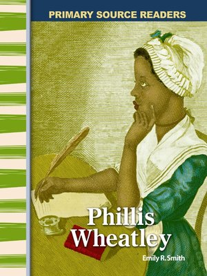 cover image of Phillis Wheatley