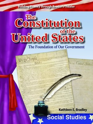 cover image of The Constitution of the United States
