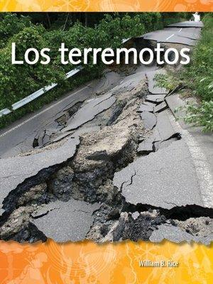 cover image of Los terremotos (Earthquakes)