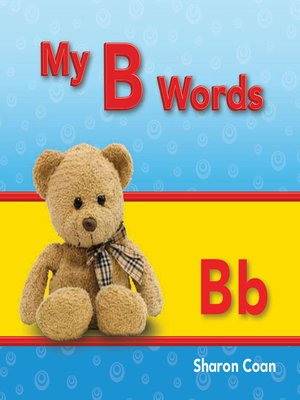 cover image of My B Words