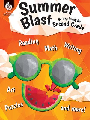 cover image of Getting Ready for Second Grade