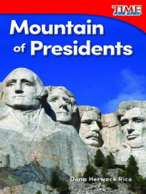 cover image of Mountain of Presidents