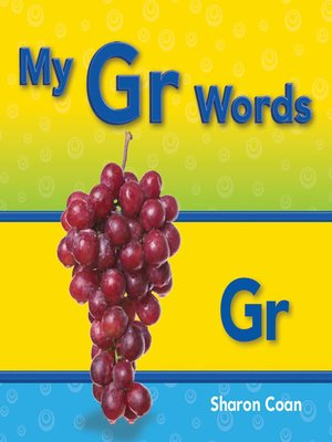 cover image of My Gr Words