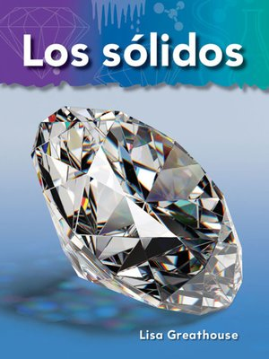 cover image of Los sólidos (Solids)