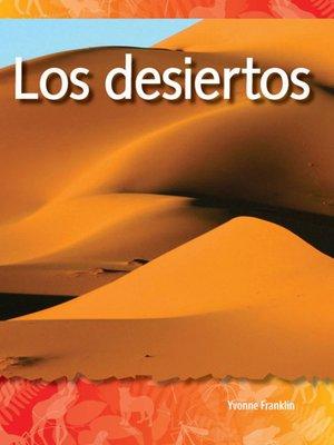 cover image of Los desiertos (Deserts)