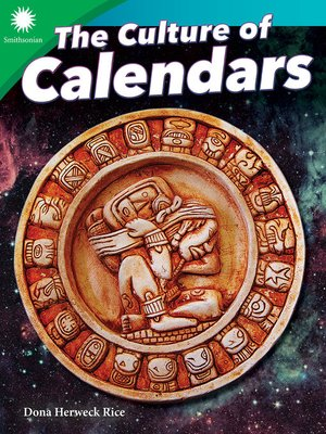 cover image of The Culture of Calendars