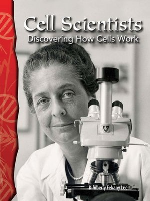 cover image of Cell Scientists