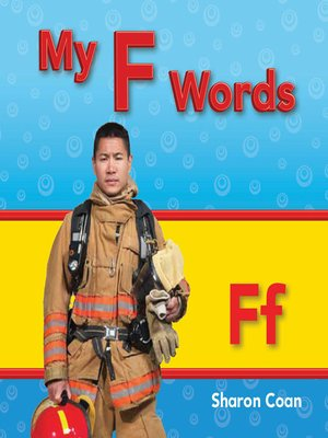 cover image of My F Words