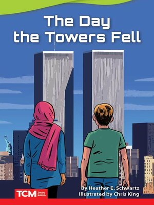 cover image of The Day the Towers Fell Read-Along eBook