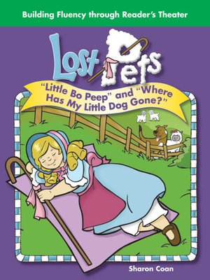 cover image of Lost Pets