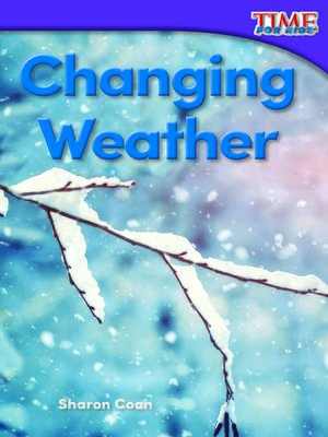 cover image of Changing Weather