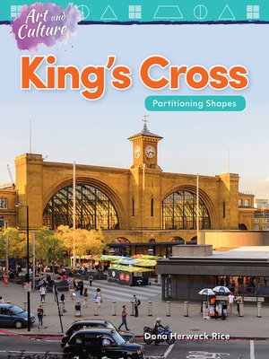 cover image of Art and Culture: King's Cross: Partitioning Shapes